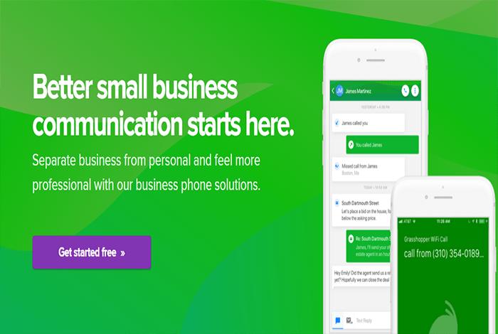 أفضل الاتصالات التجارية الصغيرة تبدأ من هنا.