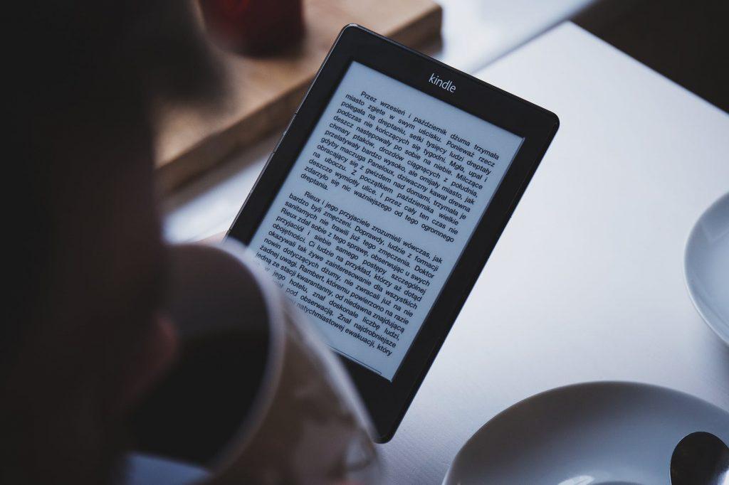 تجارة الكتب الكترونية