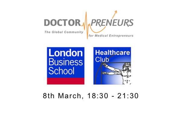 london business school event