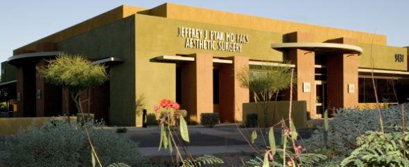 Scottsdale Plastic Surgery Office of Dr. Jeffrey Ptak