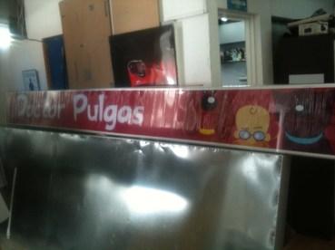 Caja de luz para Doctor Pulgas