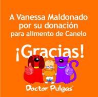 Gracias a Vanessa Maldonado