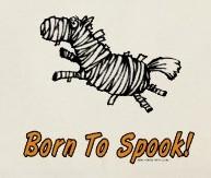 born to spook