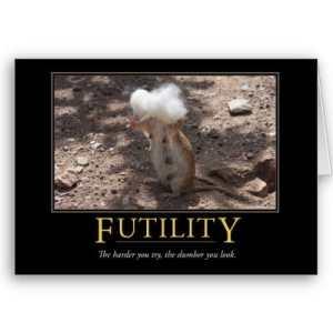futility