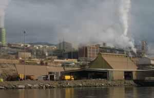 zinc smelter