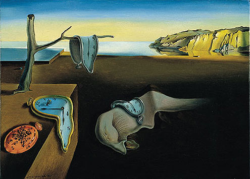 The Persistence of Memory (or, Whaddaya Mean, I Don't Have to Give My Horse Isoxsuprine for His Navicular?)