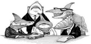 LawyerCartoonSharks