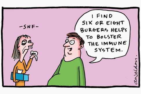 Immunology.Diet