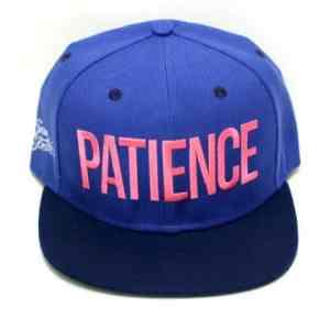 Patience hat