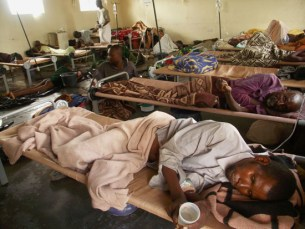 Image result for Cholera patients