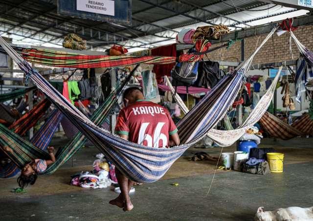 Necesidades humanitarias y médicas de migrantes venezolanos y solicitantes de asilo en el estado de Roraima, Brasil