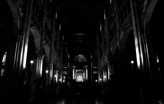 Dieci passi in Cattedrale