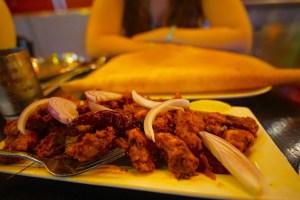 Yummy Indian food