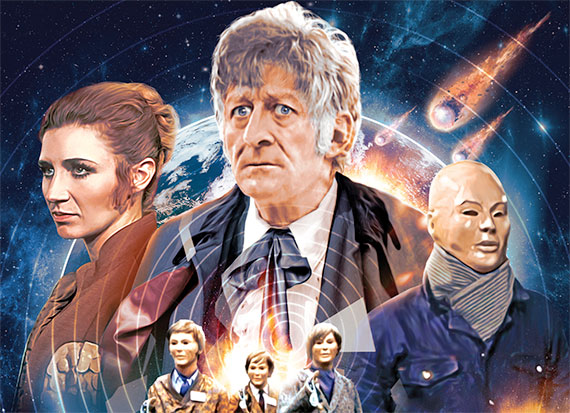 Image result for N-Space Doctor Who