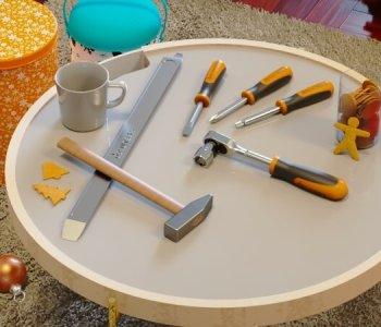 3d modelle Werkzeug Technische Illustration