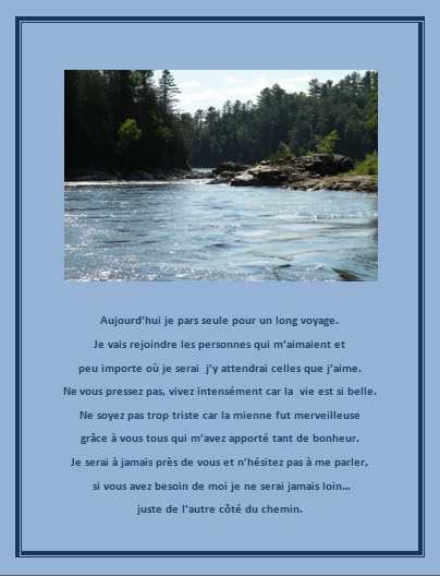 Signet... La riviere