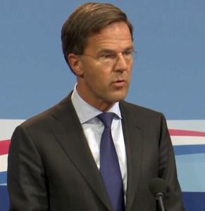 Mark Rutte doet een oproep voor vaccineren