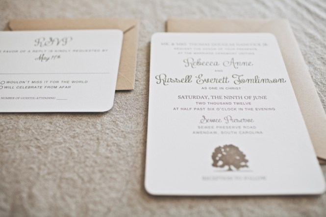 Sample Burlap Wedding Invitation Monogram Initials Rustic Invitations Navy Blue Beach Ivory Taupe