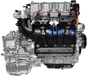 Possible Dodge Dart SRT4 Engine