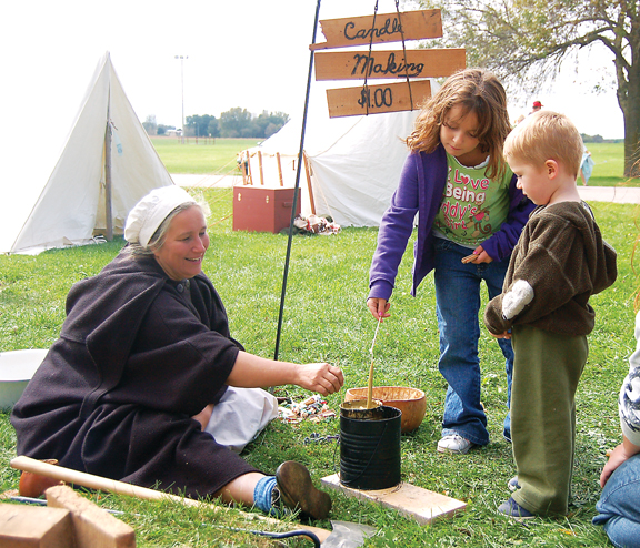 Relive a Bygone Era at Old Time Gathering
