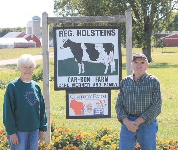 Fifty-eight years of home breeding rewarded at Car-Bon Farm Dispersal