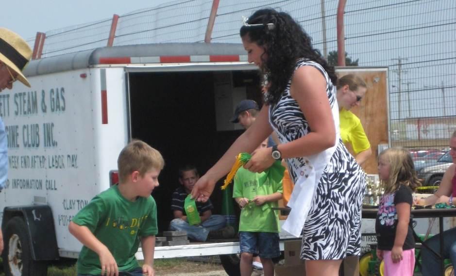 Danielle Hammer 2010 Fairest of the Fair