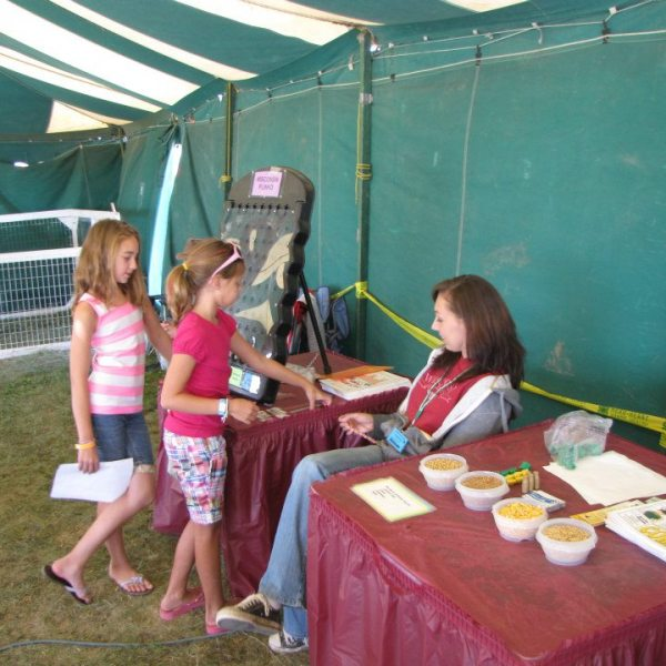 Family Farm Adventure Tent
