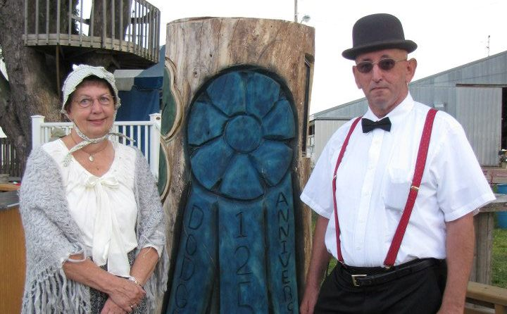 Jim Schoenike and Sharon Keil