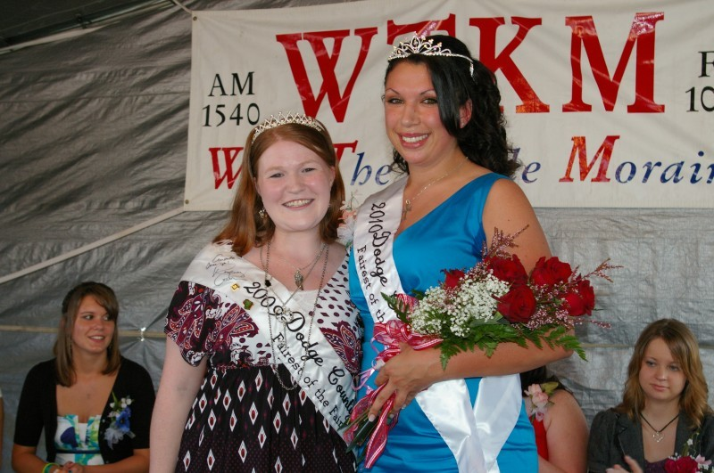 Danielle Hammer 2010 Fairest of the Fair