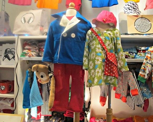 Junior Fair Clothing Judging Results
