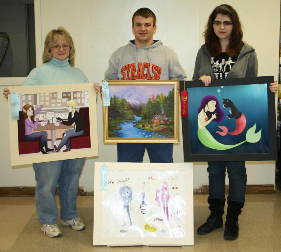 Cultural Arts Open Class Exhibits
