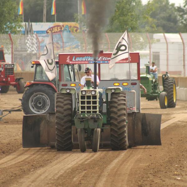 Tractor Pull Rules and Information