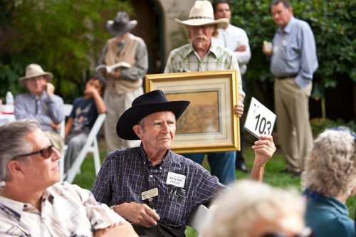 Bidding at local Auction