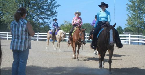 Badger Horse Show Association