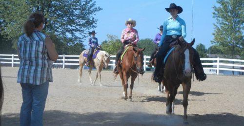 Badger Horse Show Association