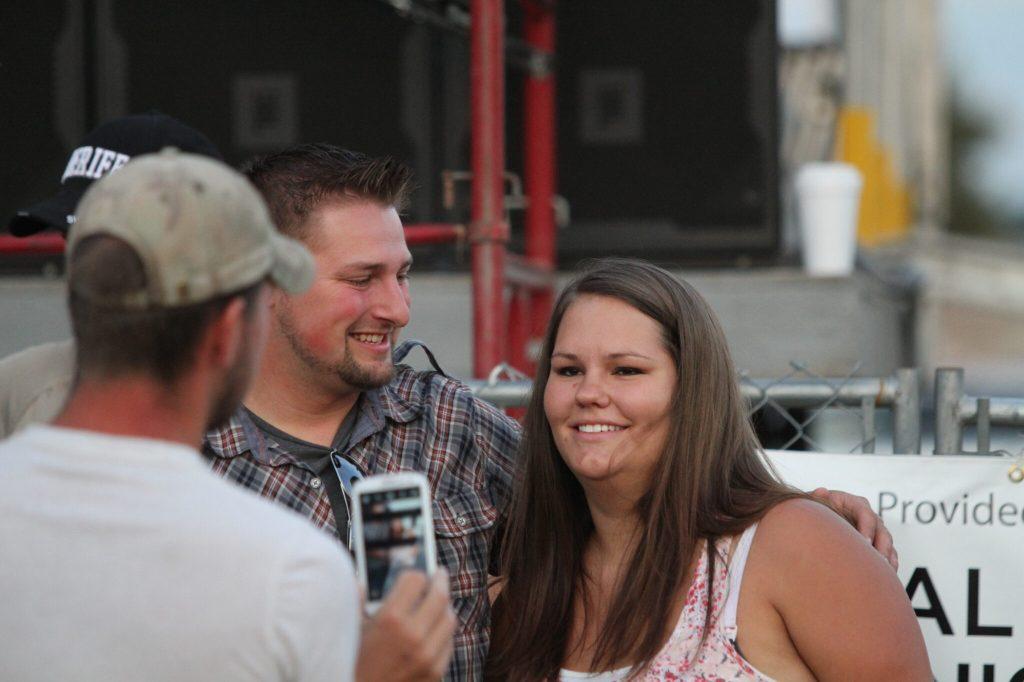 Say Cheese at the Dodge County Fair near Beaver Dam, WI