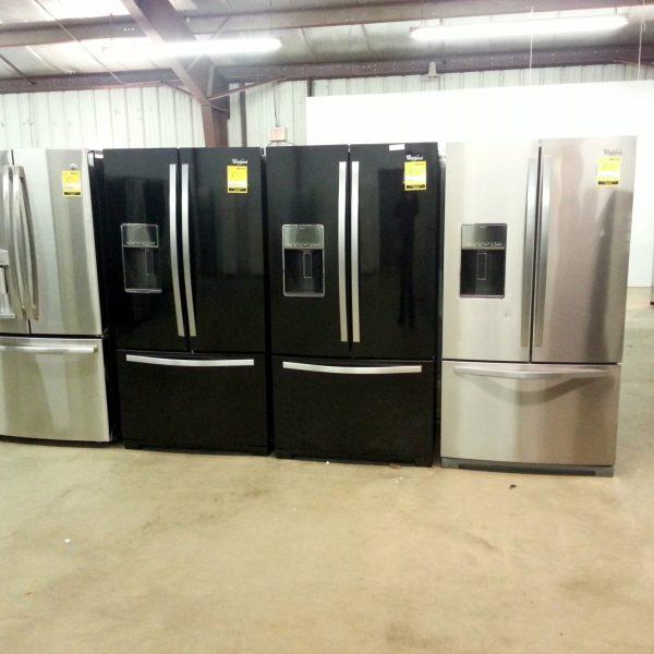 Silica's Appliance Liquidation Sale