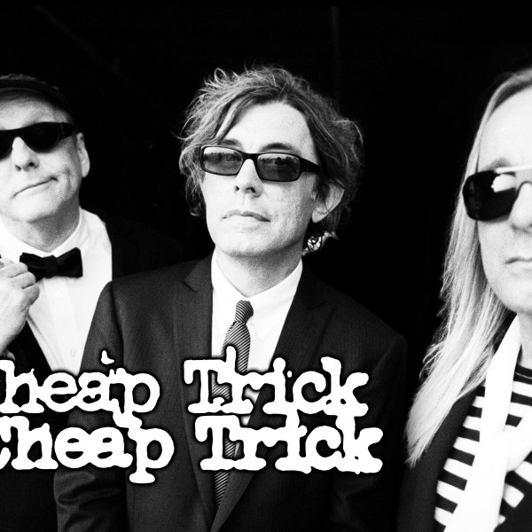 Cheap Trick set to Rock the Fair on Friday