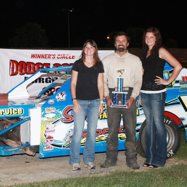Inaugural DCSA Half Mile Dirt Track Results