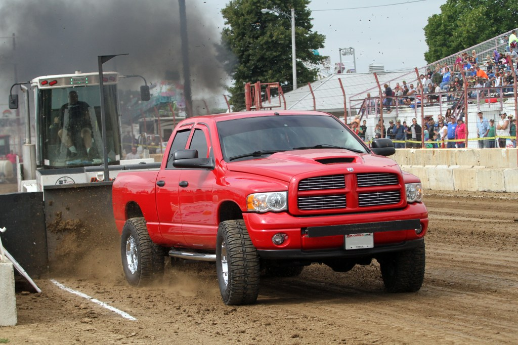 Dodge Truck Pull Beaver Dam WI
