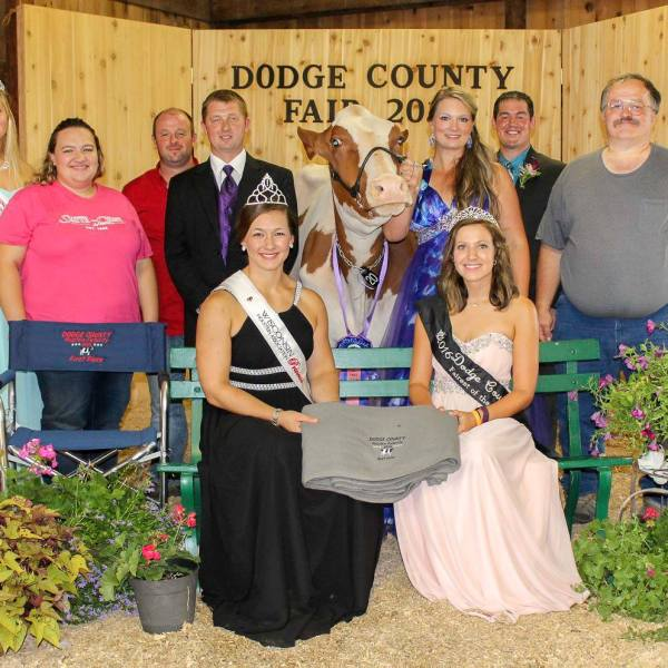 Holstein futurity committee plans for big show at Dodge County Fair