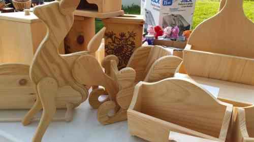 Handmade Woodworking Crafts