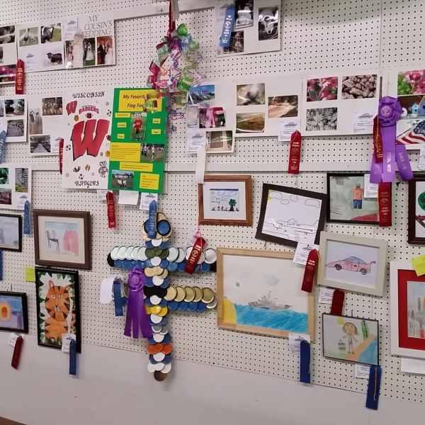 2019 Junior Fair Exploring and Cloverbud Judging Results