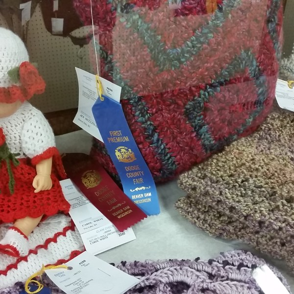 2019 Open Class Knitting and Crocheting Judging Results