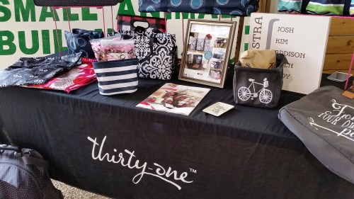 Thirty One at the Dodge County Flea Market