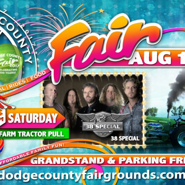 Saturday at the County Fair