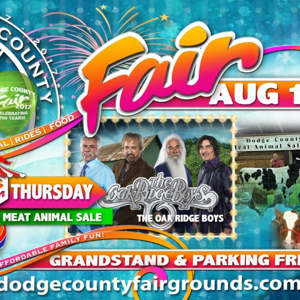 Thursday at the County Fair