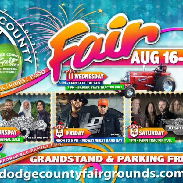 Dodge County Fair Season Tickets now available