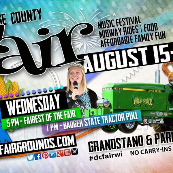 Wednesday at the County Fair