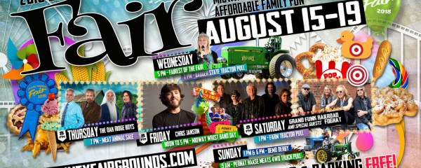 Bring the Whole Family to the Dodge County Fair